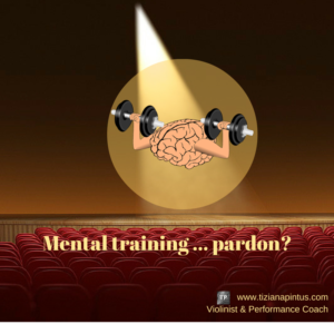 Mental training… pardon?